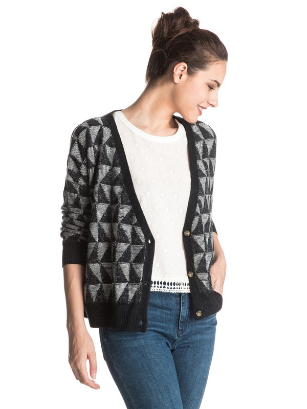 0 Suns In Our Mind Cardigan  ERJSW03157 Roxy