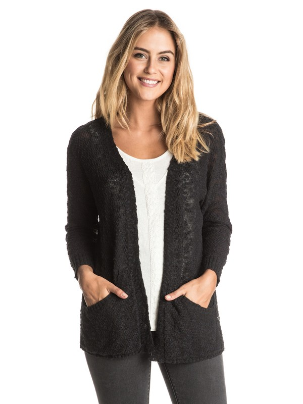 0 Move On Up - Cardigan ouvert devant  ERJSW03164 Roxy