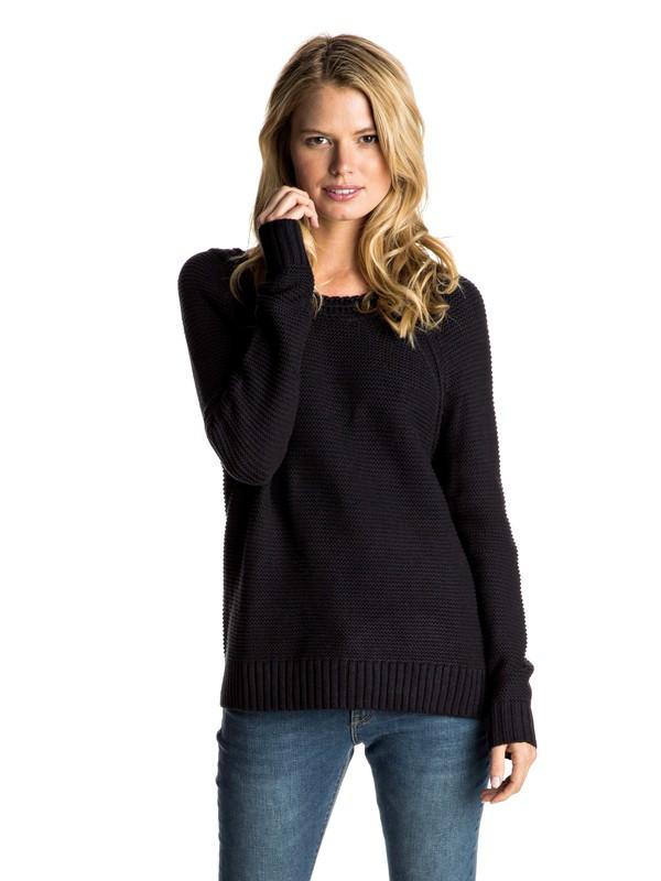 0 Lost Coastlines Sweater  ERJSW03184 Roxy