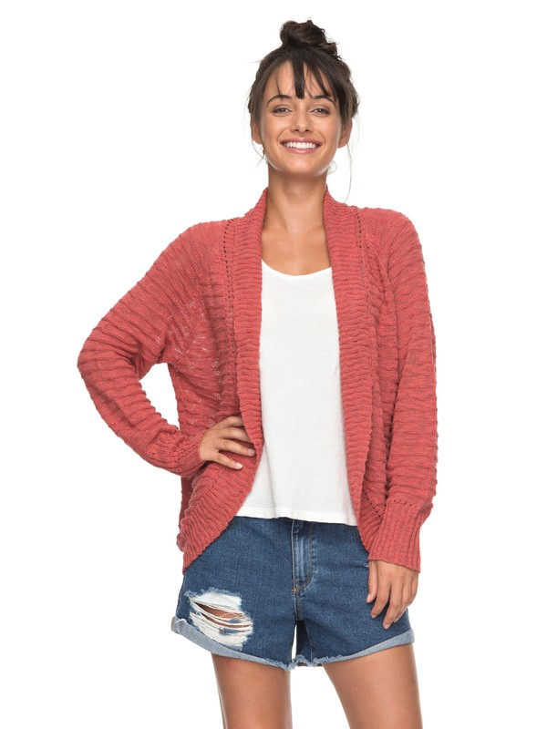 0 Let's Go Anywhere Sweater  ERJSW03205 Roxy