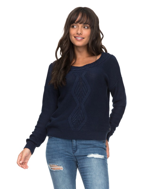 0 Choose To Shine Sweater  ERJSW03229 Roxy