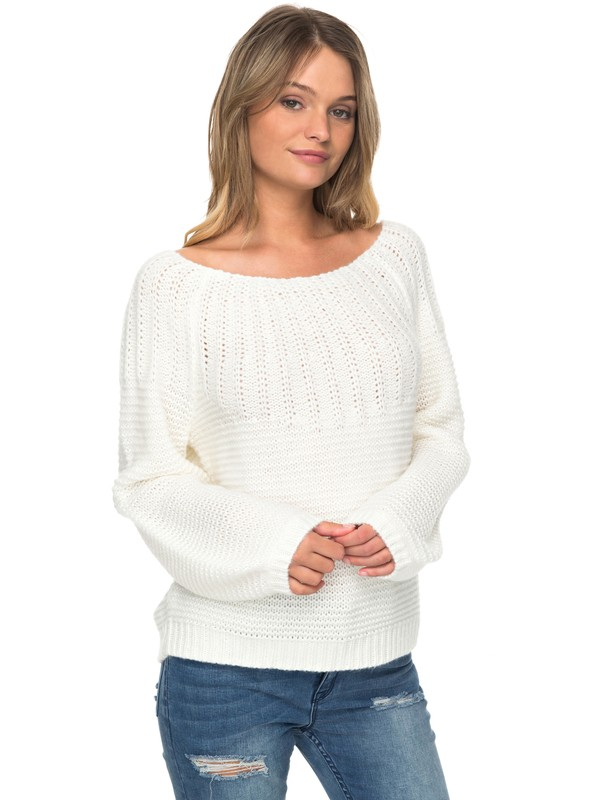 0 Winter Mood Sweater  ERJSW03232 Roxy