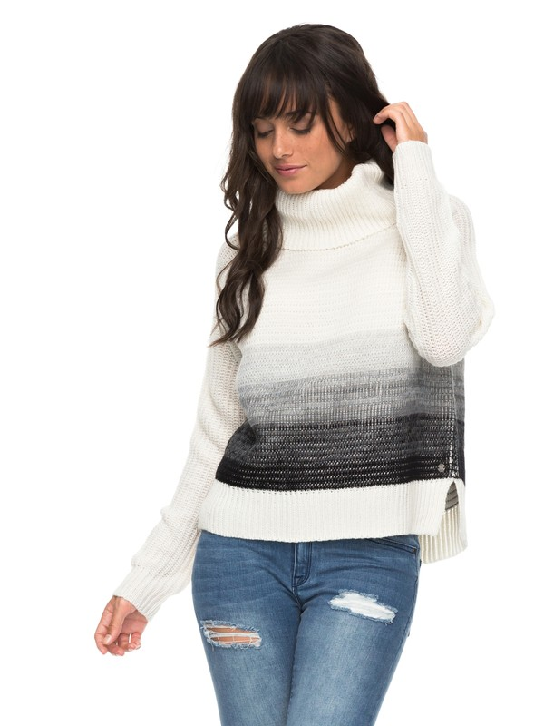 0 Morning Sun Turtleneck Sweater  ERJSW03235 Roxy