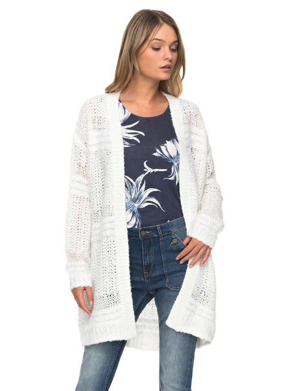 0 Pursuit Of Liberty Cardigan  ERJSW03236 Roxy
