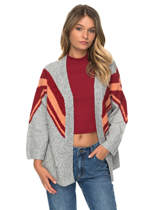 0 Gold Coast Life Cardigan  ERJSW03237 Roxy