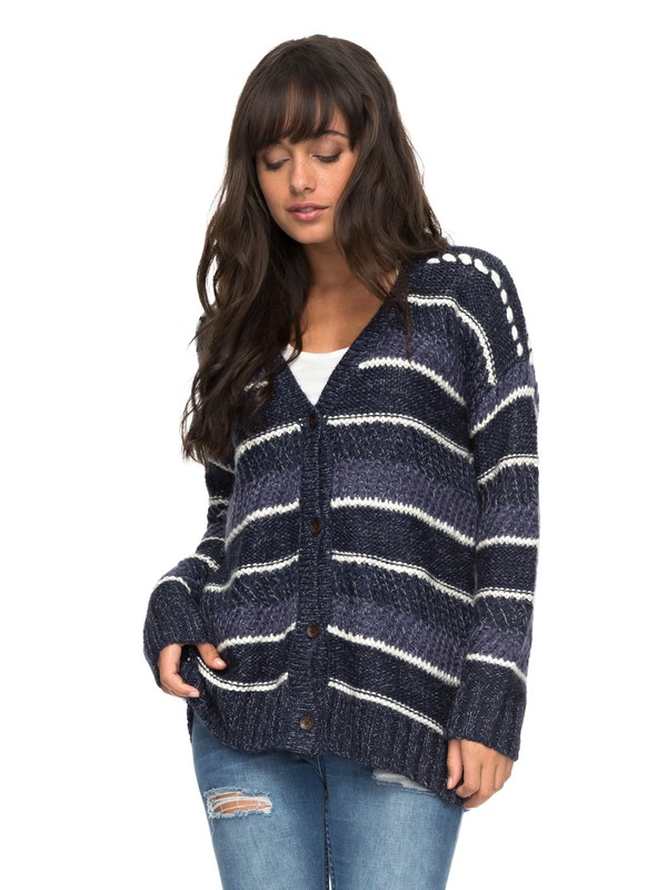 0 Call It A Plan 2 Cardigan  ERJSW03238 Roxy