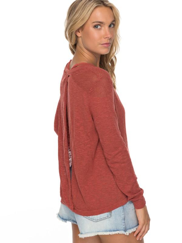 0 Find Your Wings  Sweater Orange ERJSW03251 Roxy
