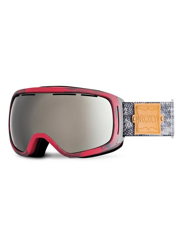 0 Rockferry - Snowboard Goggles Pink ERJTG03001 Roxy