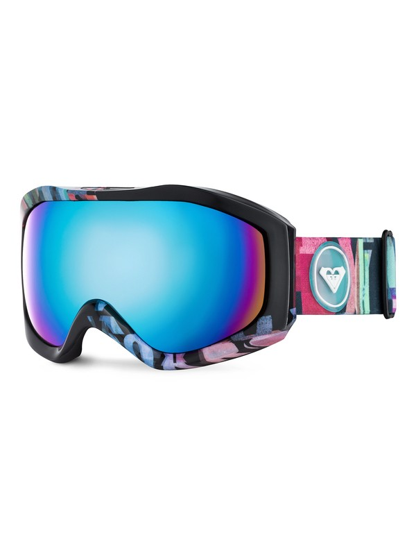 0 Sunset Art Series Snowboard Goggles  ERJTG03005 Roxy