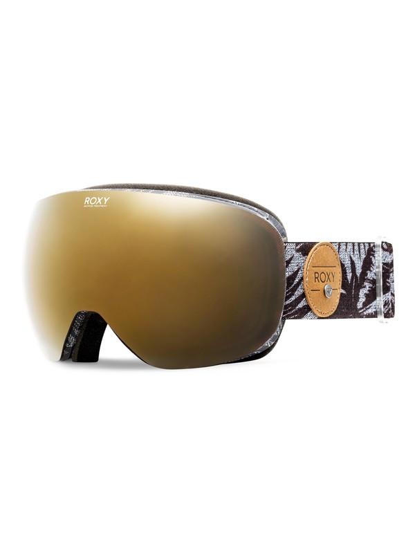 0 Popscreen - Snowboard/Ski Goggles Black ERJTG03035 Roxy