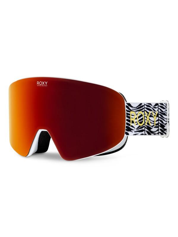 0 Feelin' - Snowboard- / Skibrille Schwarz ERJTG03037 Roxy