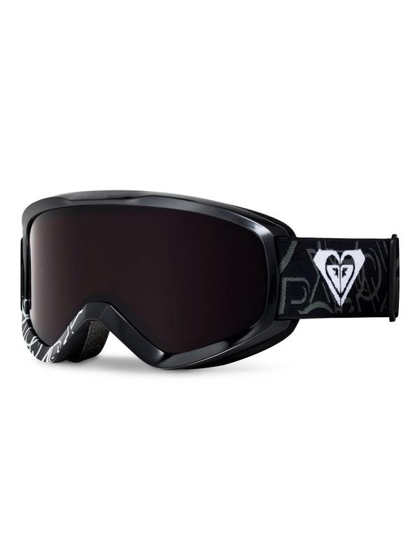 0 Day Dream - Snowboard- / Skibrille Schwarz ERJTG03049 Roxy