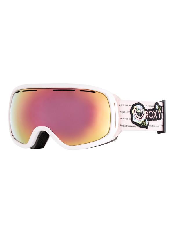0 Rockferry Torah Bright - Máscara para esquí/snowboard para Mujer Negro ERJTG03056 Roxy