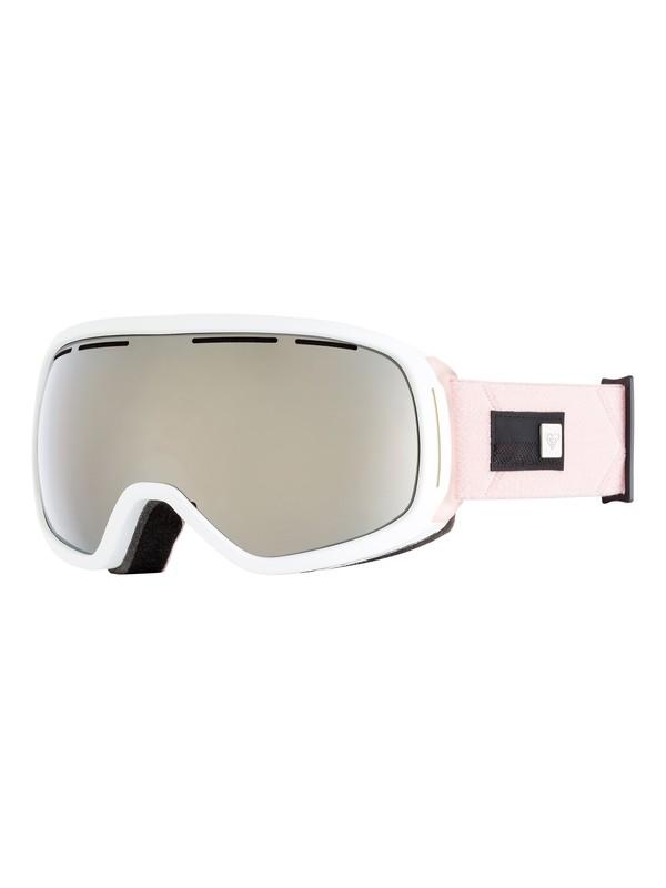 0 ROXY Premiere Rockferry Snowboard/Ski Goggles Pink ERJTG03057 Roxy