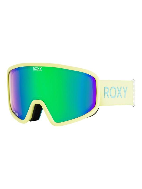 0 Feenity - Masque de ski/snowboard pour Femme Vert ERJTG03061 Roxy