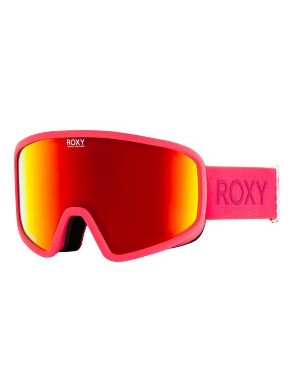0 Feenity - Masque de ski/snowboard pour Femme Rose ERJTG03061 Roxy