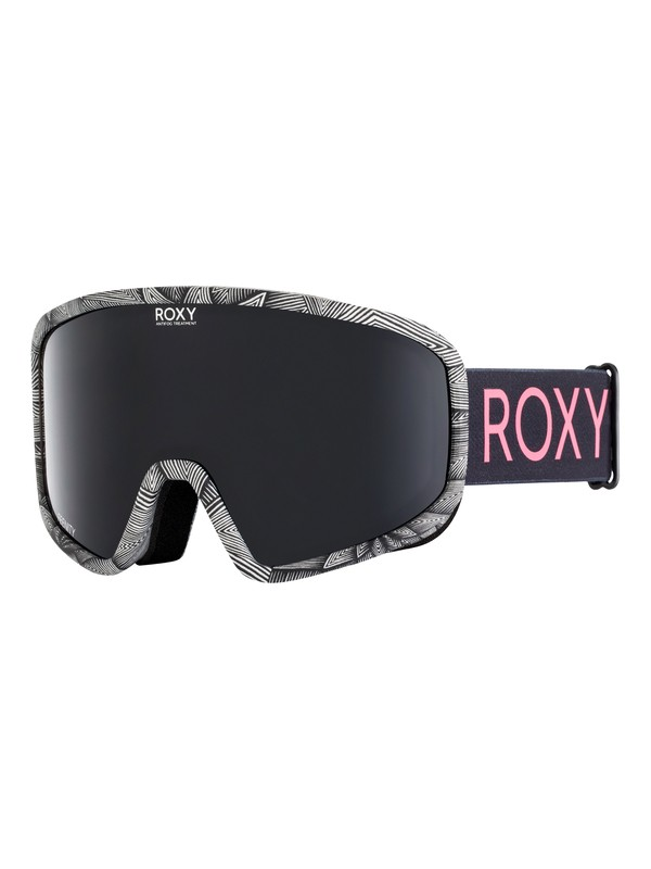 0 Feenity 2 In 1 Ski/Snowboard Goggles Black ERJTG03062 Roxy