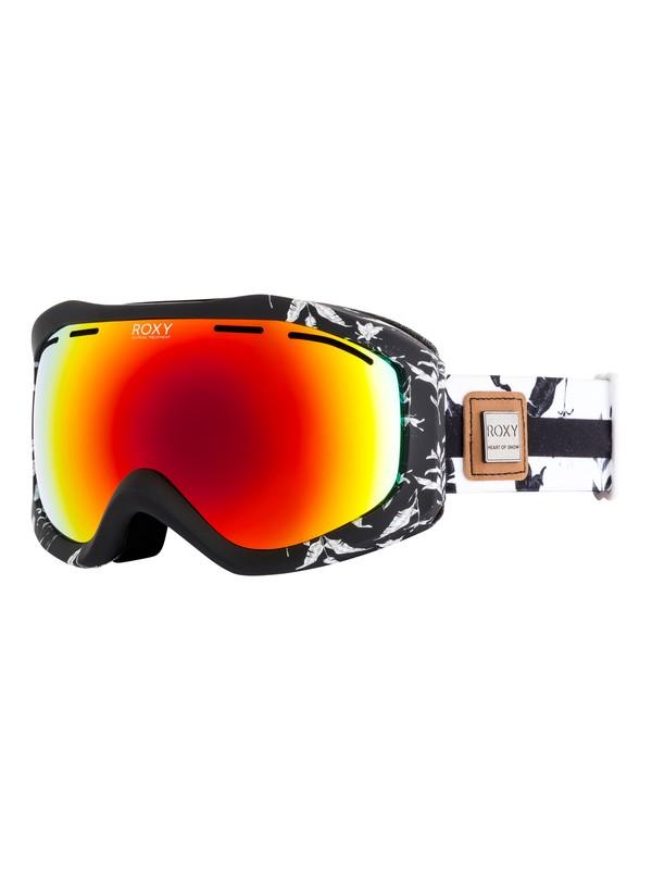 0 Sunset Art Series - Masque de ski/snowboard pour Femme Noir ERJTG03065 Roxy