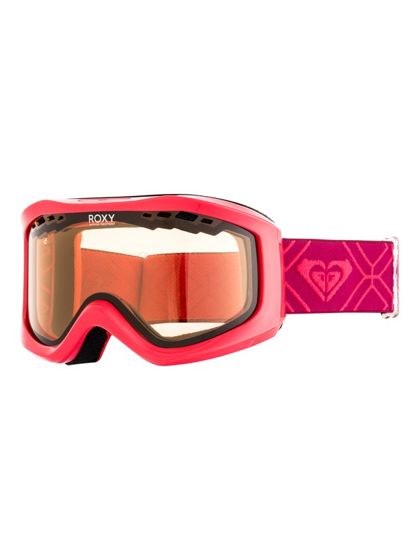 0 Sunset Bad Weather - Masque de ski/snowboard pour Femme Rose ERJTG03066 Roxy