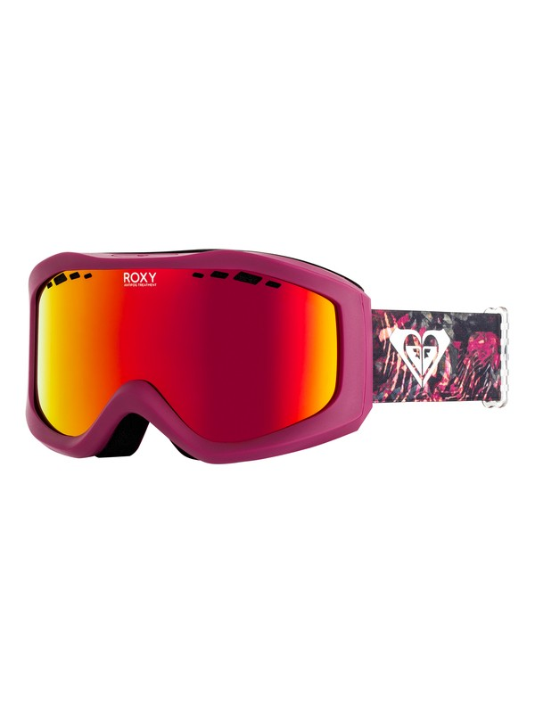 0 Sunset - Masque de ski/snowboard pour Femme Vert ERJTG03068 Roxy