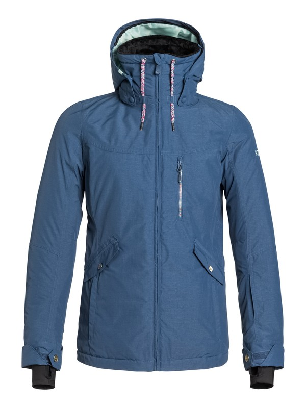 0 Wildlife Snow Jacket  ERJTJ03009 Roxy