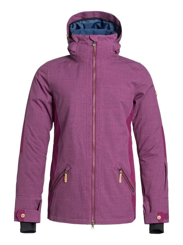 0 Ridgemont Snow Jacket  ERJTJ03014 Roxy