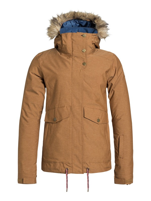 0 Grove Snow Jacket  ERJTJ03020 Roxy