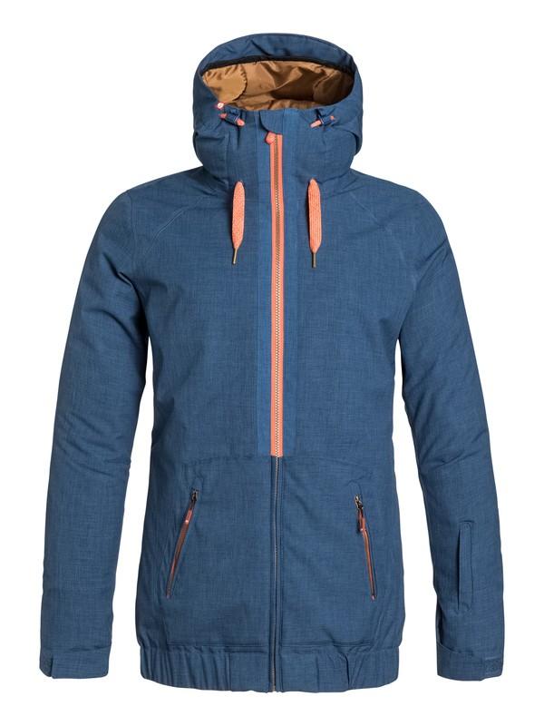 0 Valley Hoodie Snow Jacket  ERJTJ03021 Roxy