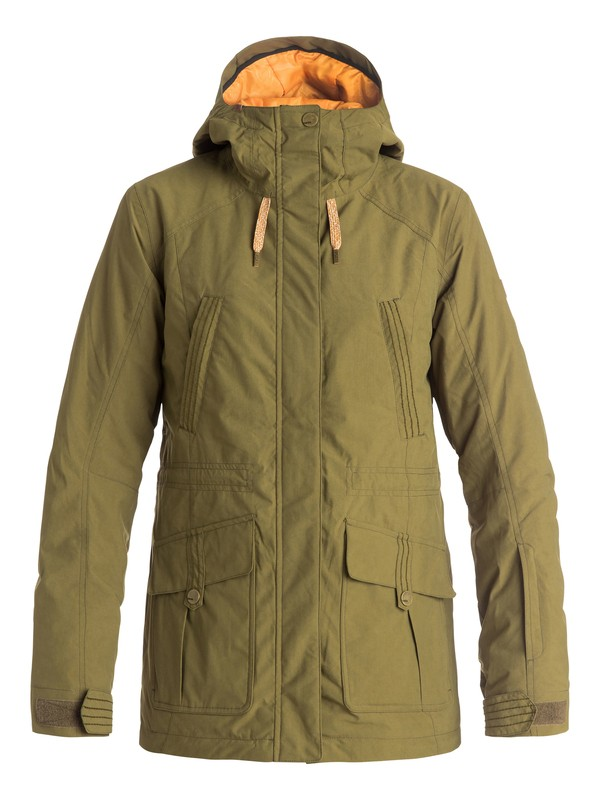 0 Tribe Snow Jacket  ERJTJ03047 Roxy