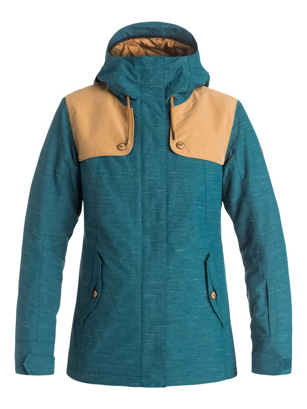 0 Lodge Snow Jacket  ERJTJ03049 Roxy