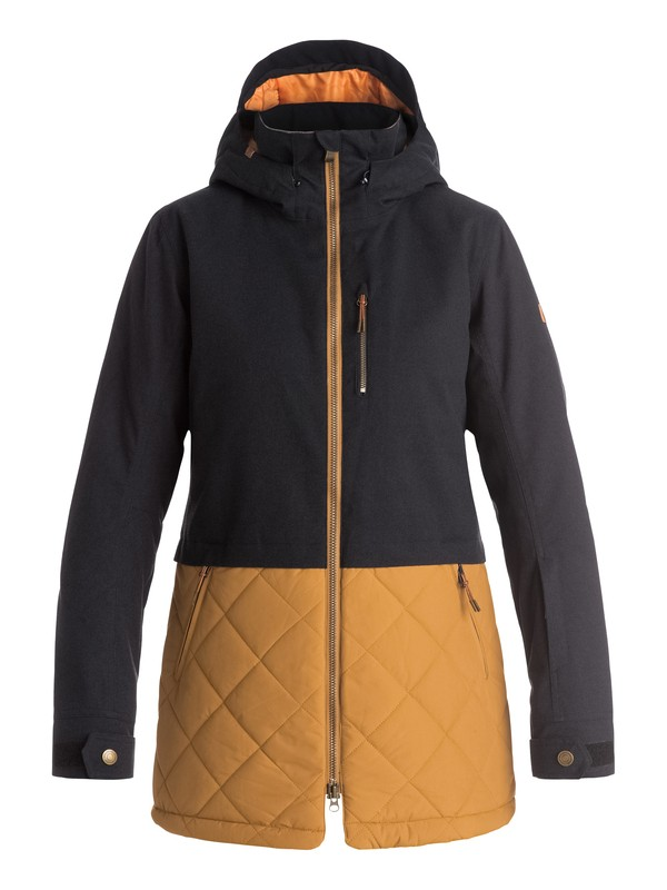 0 Hartley Snow Jacket  ERJTJ03051 Roxy