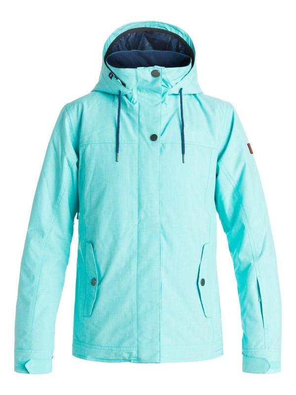 0 Billie Snow Jacket  ERJTJ03060 Roxy