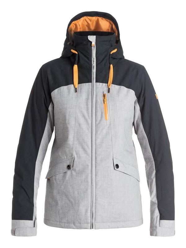 0 Wildlife Snow Jacket  ERJTJ03067 Roxy