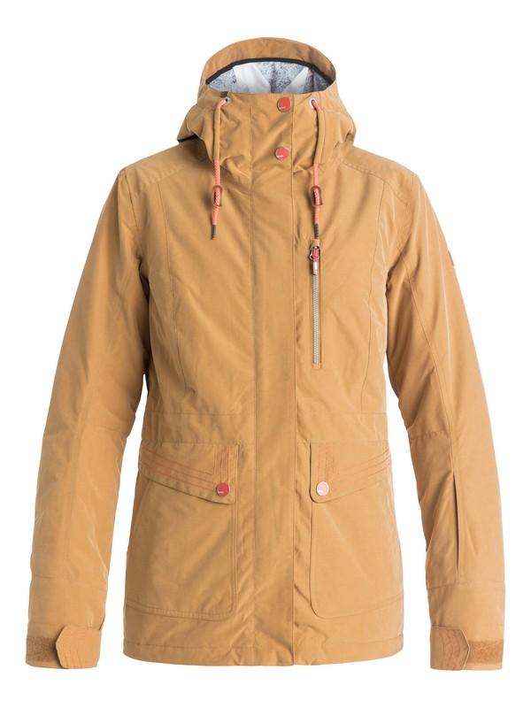 0 Torah Bright Andie - Snow Jacket  ERJTJ03072 Roxy