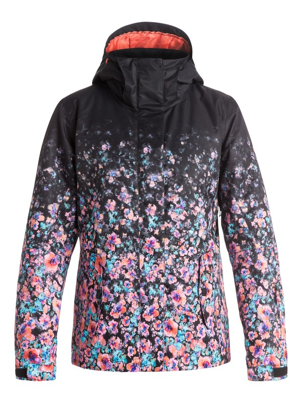 0 ROXY Jetty Gradient Snow Jacket  ERJTJ03075 Roxy