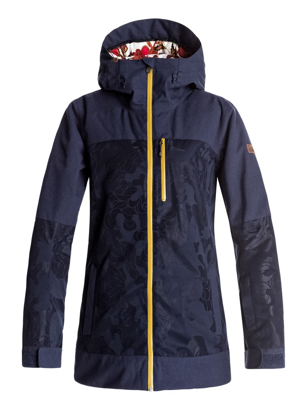 0 Torah Bright Stormfall - Snow Jacket  ERJTJ03112 Roxy