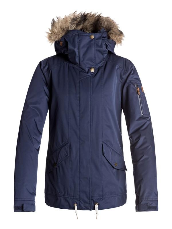 0 Grove - Snow Jacket for Women Blue ERJTJ03114 Roxy