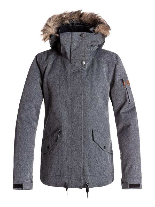 0 Grove - Snowboardjack Black ERJTJ03114 Roxy