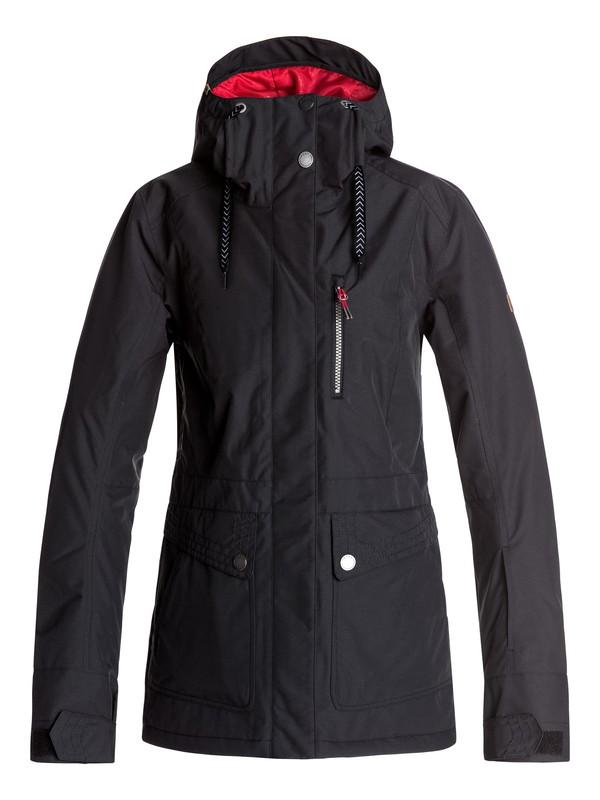 0 Andie - Snow Jacket for Women Black ERJTJ03116 Roxy