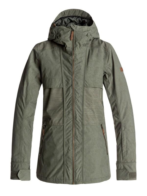 0 Shaded Snow Jacket  ERJTJ03118 Roxy