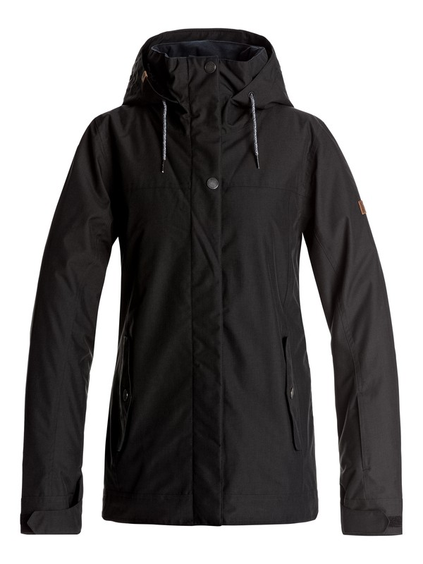0 Billie - Snow Jacket for Women Black ERJTJ03121 Roxy