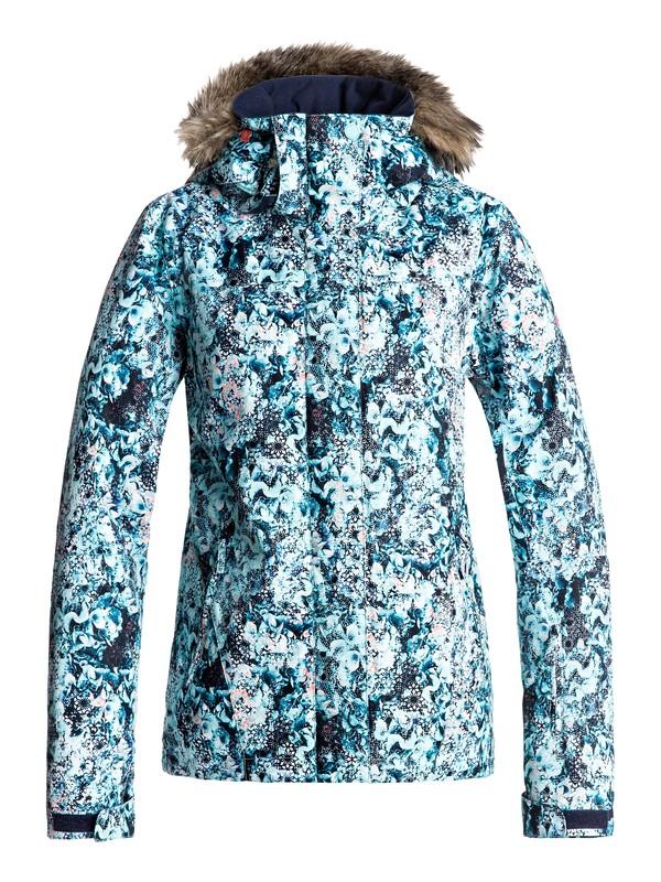0 Jet Ski - Snow Jacke für Frauen Blau ERJTJ03124 Roxy