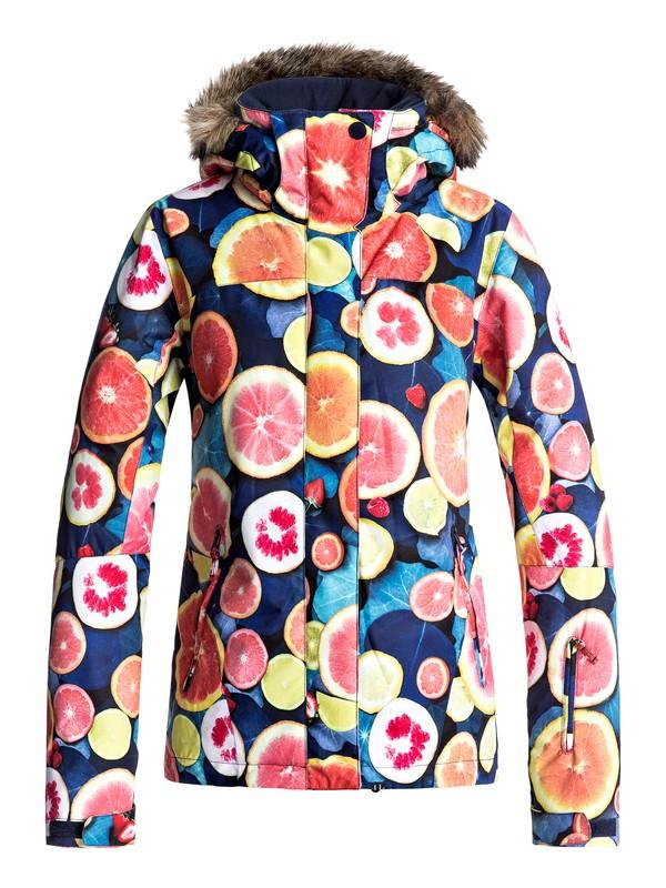 0 Jet Ski - Snow Jacket for Women Yellow ERJTJ03124 Roxy