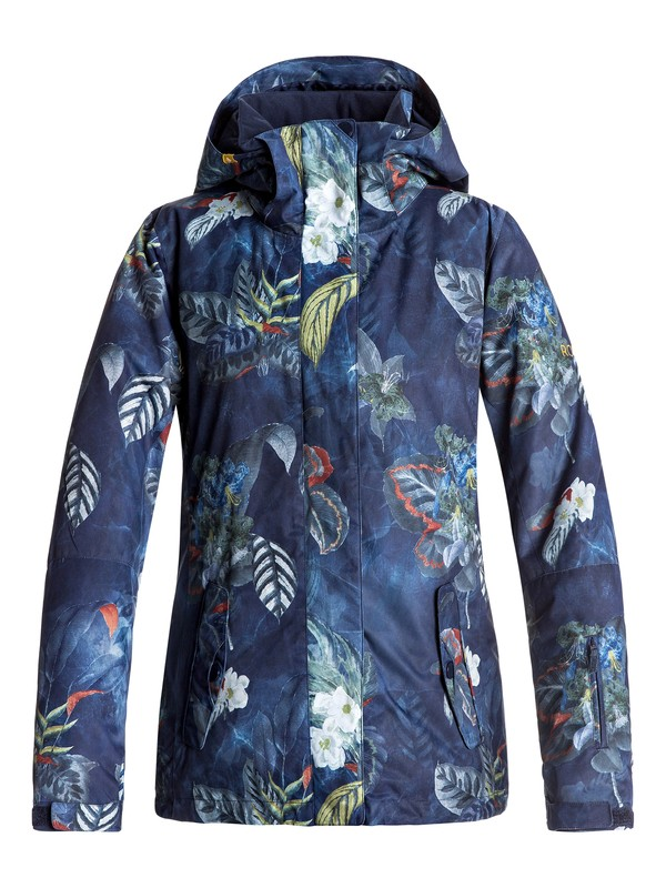 0 ROXY Jetty - Snow Jacke für Frauen Blau ERJTJ03125 Roxy