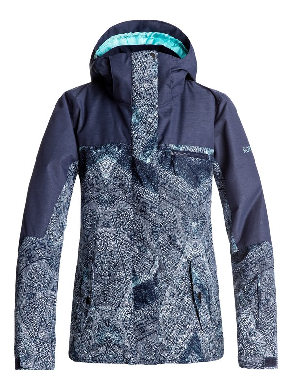 0 ROXY Jetty Snow Jacket  ERJTJ03132 Roxy