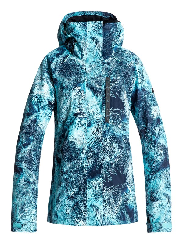 0 Wilder 2L GORE-TEX® - Snow Jacket Blue ERJTJ03136 Roxy