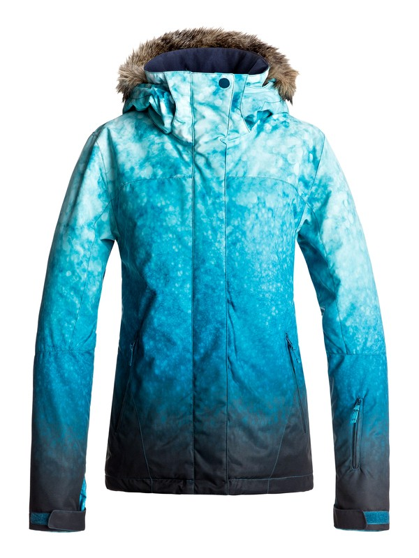 0 Jet Ski SE - Snow Jacket for Women Blue ERJTJ03137 Roxy