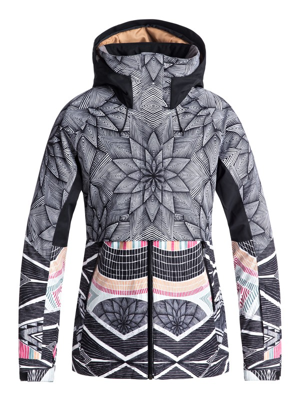 0 Frozen Flow - Snow Jacket  ERJTJ03155 Roxy