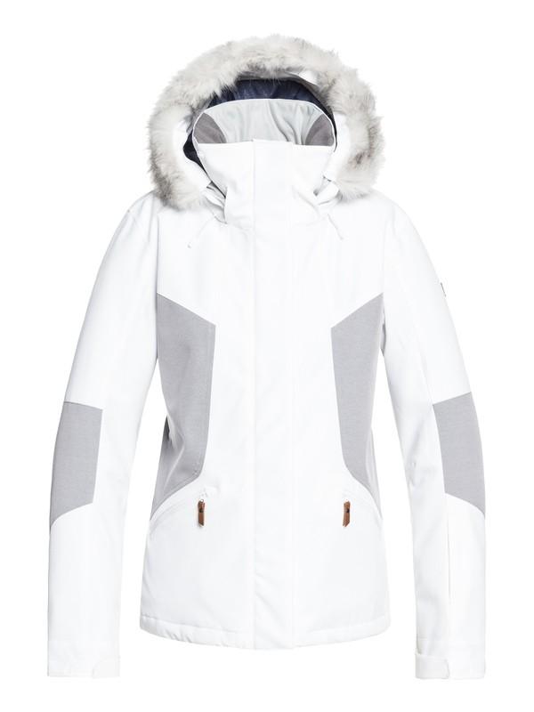 0 Atmosphere - Veste de snow pour Femme Blanc ERJTJ03158 Roxy