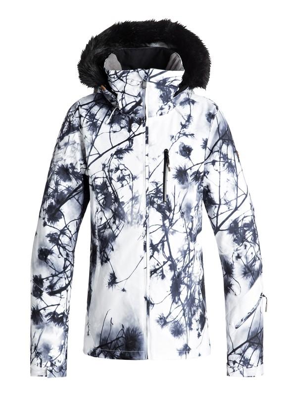 0 Jet Ski Premium - Veste de snow pour Femme Blanc ERJTJ03159 Roxy